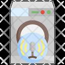 Machine Voice Assistant Washing Machine Voice Assistant Icon