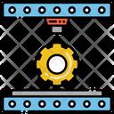 Machinery D Printing Machine Machine Icon