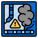 Machinery Breakdown Risk Icon