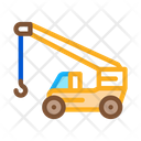 Machinery Crane Icon