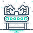 Machinery Production Icon