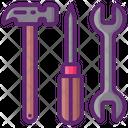 Machinery Tools Icon