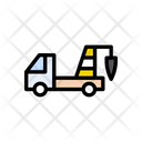 Machinery Truck Icon
