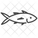 Mackerel Marine Ocean Icon