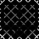 Macro Mode Crosshair Focus Icon