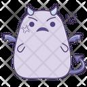 Mad Hostility Rage Icon