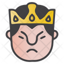 Mad King Icon