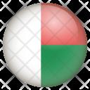 Madagascar Flag Icon