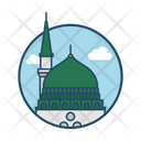 Madinah Saudi Arabia Icon