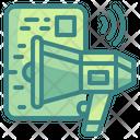 Magaphone Icon