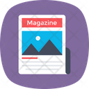 Magazine News Journal Icon