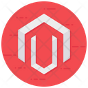 Magento Ecommerce Application Software Icon