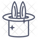 Magic Magic Hat Magician Icon