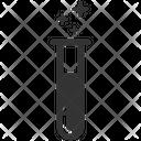 Magic Tube Chemistry Experiment Icon