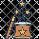 Magic Magician Wizards Icon