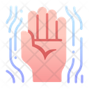 Magic Hand Gesture Icon