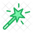 Magical Magic Stick Fairy Icon
