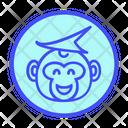 Magic Emoticon Face Icon