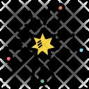 Magic Wand Star Icon