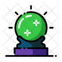 Magic Ball Crystal Ball Future Icon