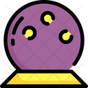 Magic Ball Halloween Icon