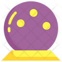 Magic Ball Christmas Icon