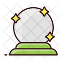 Magic Ball Forecast Prediction Icon