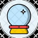 Magic Ball Crystal Ball Fortune Icon