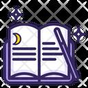Books Magic Magical Icon