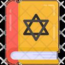 Jewish Book Magic Book Spell Book Icon