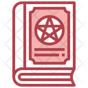 Magic Book Astrology Book Spell Book Icon