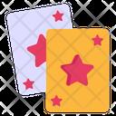 Cards Trick Magic Cards Tarot Cards Icon