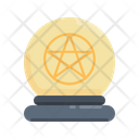 Magic Crystal Ball Magic Ball Icon