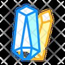 Magic Crystals Crystals Magical Icon