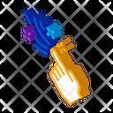 Magic Gesture Wizard Icon