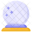 Magic Globe Icon