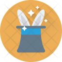 Magician Hat Top Icon