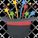 Magic Show Tricks Icon