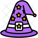 Hat Ghost Witch Icon