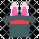 Magic Hat Festival Fun Icon