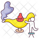 Magic Lamp Icon
