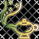 Magic Lamp Lamp Genie Lamp Icon