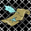 Magic Letter Icon