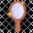 Mirror Hand Mirror Cheval Glass Icon