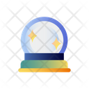 Orb Magic Crystal Icon