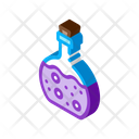 Poison Flask Wizard Icon