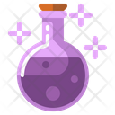Magic Potion Chemistry Laboratory Icon