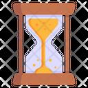 Sandglass Timer Timepiece Icon