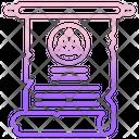 Magic Scroll Magic Letter Scroll Icon