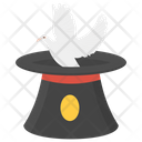 Magic Magic Cap Magician Pigeon Icon